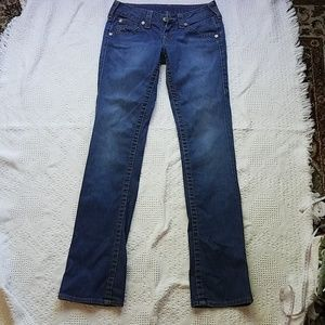True Religion straight legs jeans